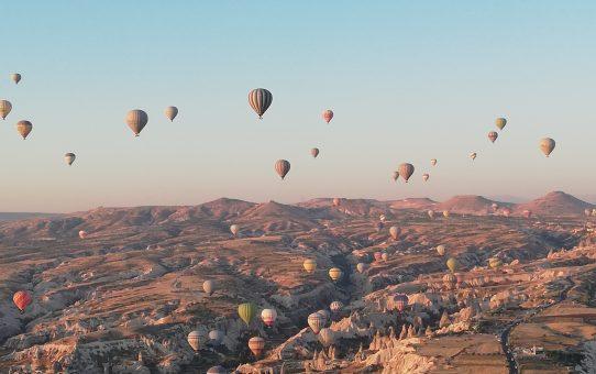 Het sprookje dat Cappadocië heet