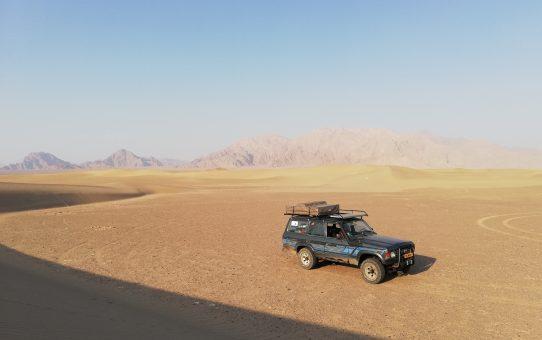 De woestijn van Iran: een fata morgana of echte oase?