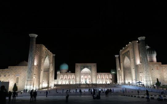 Tegeltje tegeltje aan de wand, wie is de mooiste: Khiva, Buchara of Samarkand?